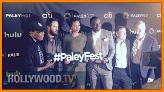The cast of PITCH at PaleyFest - Hollywood TV