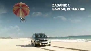 Reklama Skoda Yeti (FL) 2015 Polska