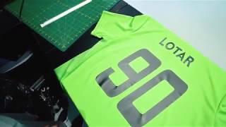 Nadruk na koszulkach - strefa personalizacji | R-GOL.com
