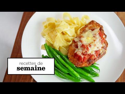 escalopes-de-poulet-panées-alla-parmigiana