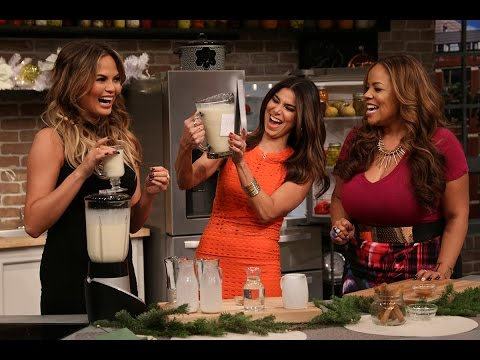 Roselyn Sanchez's Coquito Recipe