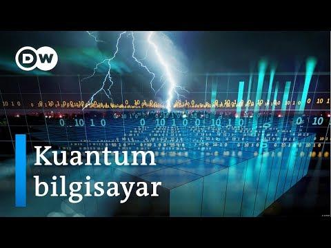 Kuantum bilgisayarı nedir? - DW Türkçe