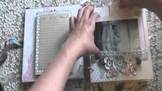 Art Butiigi scrapbook beebialbum tüdrukule(ART BUTIIGI DISAINERI KÄTETÖÖ! Suurepärane scrapbook-stiilis album esimese eluaasta tähtsündmuste talletamiseks! Selles on ruumi nii iga kuu ..., 2014-06-05T15:11:29.000Z)