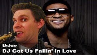 Usher - Tenor Saxophone - DJ Got Us Fallin