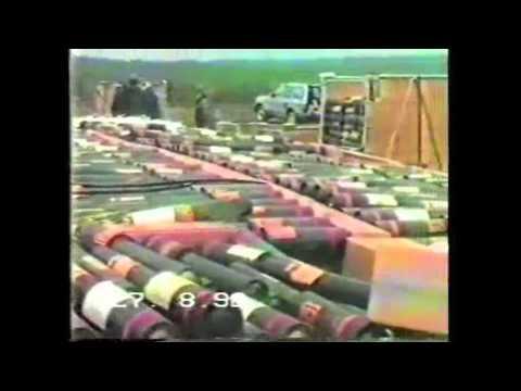 Blast : Resistant : Live Test : Bunker : Shelter : Temet : Hardened Structures