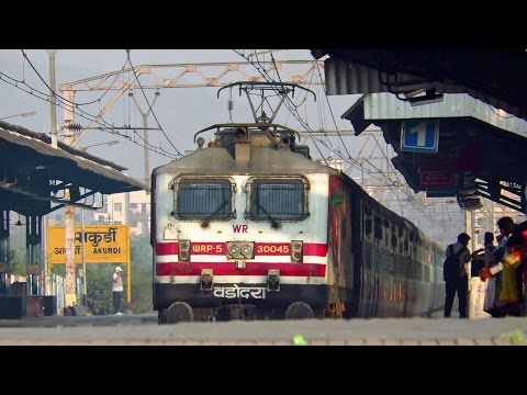 Western Railways - INDORE PUNE Express Completes 14 Years of Service