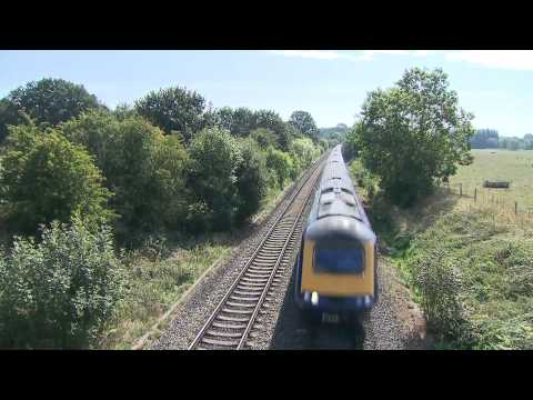 Cotswolds & Malverns Line Driver's eye preview