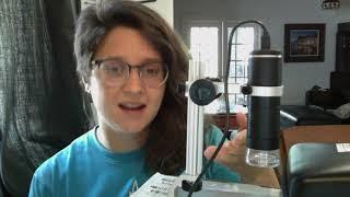 Jiusion USB Microscope Video 1…