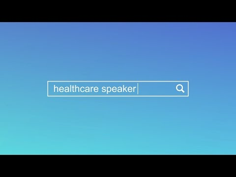 APB Speakers - Healthcare