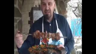 шашлык 23 кг из баранины Кулинарные советы и Константин Кобраков