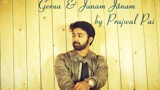 Gambar cover Gerua | Janam Janam | Dilwale | Sharukh Khan | Kajol | Arijit Singh | Cover by Prajwal Pai