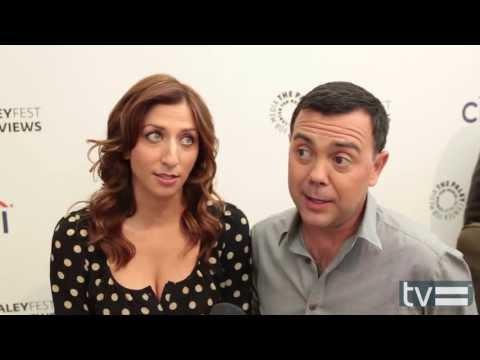 Brooklyn NineNine FOX: Chelsea Peretti & Joe Lo Truglio