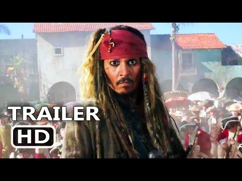 Thumbnail: PIRATES OF THE CARIBBEAN 5 Official Trailer # 3 (2017) Dead Men Tell No Tales, Disney Movie HD