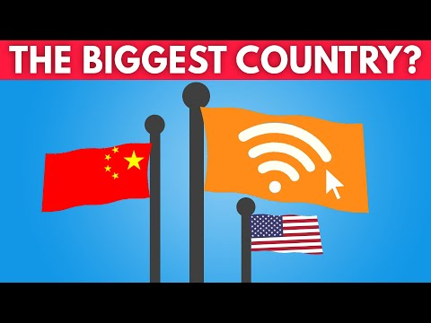 What If The Internet Became A Country?