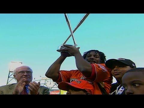 17 homers launch Guerrero to 2007 Home Run Derby win
