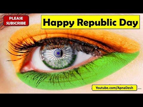 Happy Republic Day 2018 Whatsapp Video Status Download Wallpaper