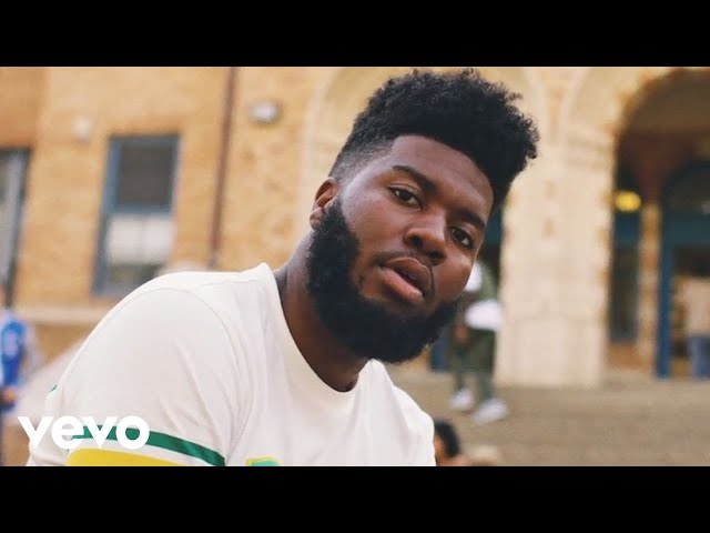 Khalid interview: I didn't want to live with this sadness | London