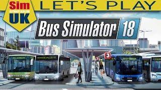 Honestly I Do Like This Stupid Game! | I Like Trains (1of5) | Bus Simulator 18 #15