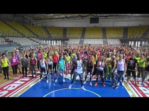 Zumba® World Party W Hali Widowiskowo - Sportowej W Koszalinie