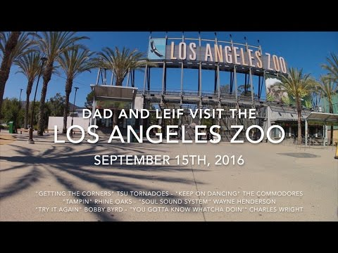 2016 09 15 Los Angeles Zoo in Burbank, CA Time-lapse and Slideshow