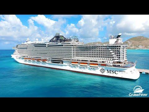 MSC Seaside Cruise Ship Video Tour
