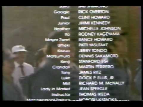 """""""Working Class Man"""" From The Movie """"Gung Ho"""" ( 1986 )"""