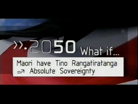 2050: What If NZ.. TVNZ  part 2 (Maori)