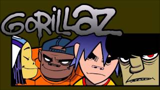 Gorillaz - Songs compilation [2001-2010]