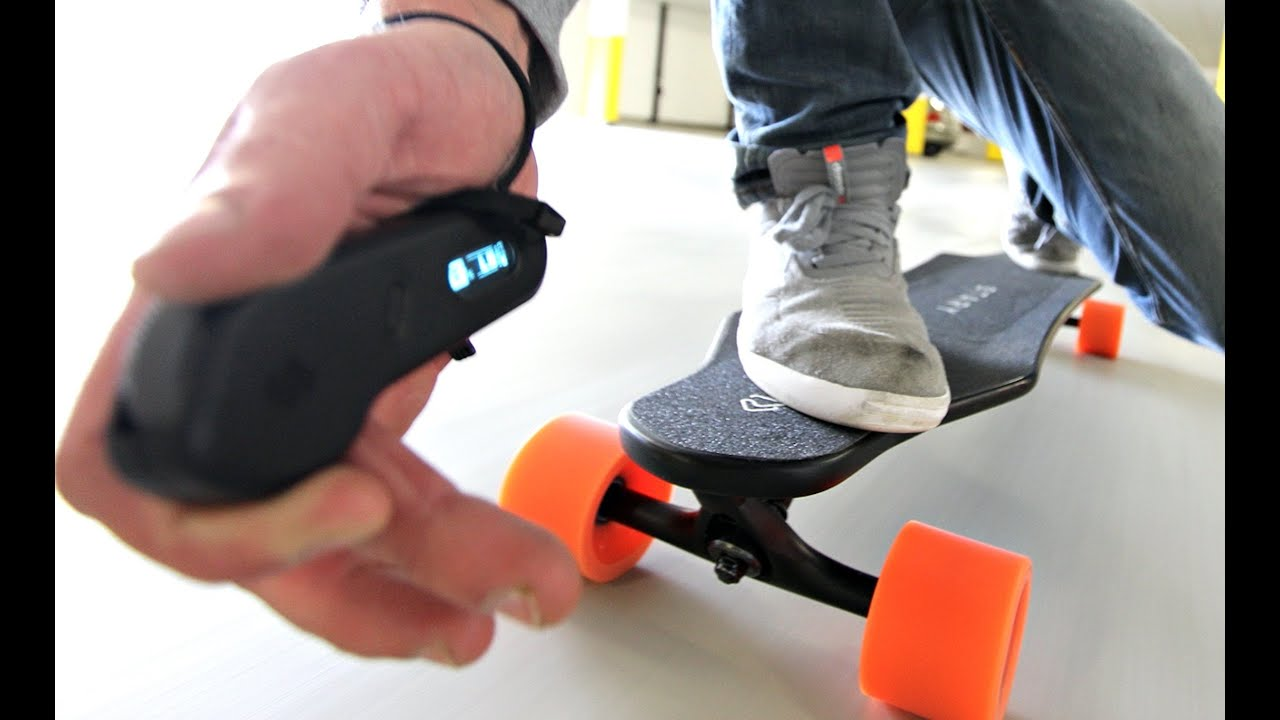Epic Electric Skateboard Review Test Unboxing Stary Board