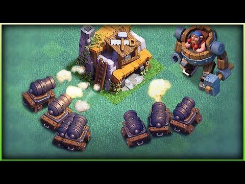 MAX CANNON CART TROLLING • Gem To Max Clash Of Clans