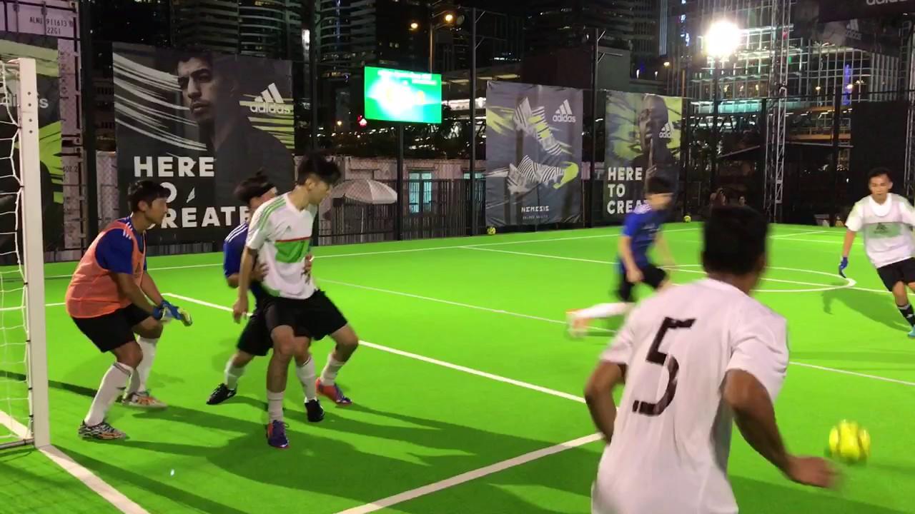 a16db0efad6f Adidas Tango League 分组賽皇家馬德里香港球迷會4 : 8 FBFC - YouTube
