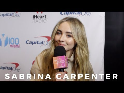 Sabrina Carpenter On What Inspires Her Songwriting | Celeb Secrets