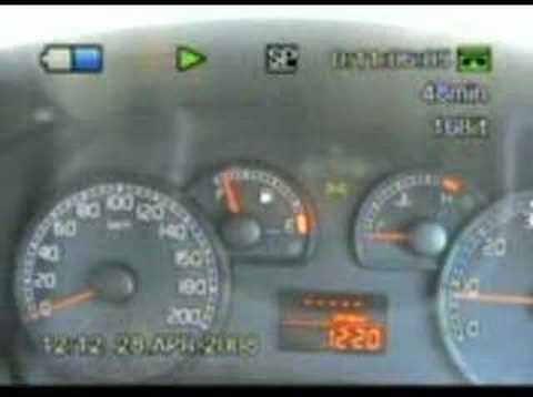 Fiat Punto Interior Fan Issue - YouTube