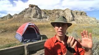 Park Facilities: Dinosaur Provincial Park Podcast 3