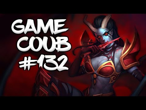 🔥 Game Coub #132   Best video game moments