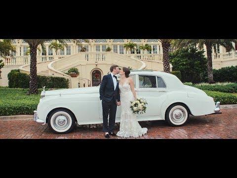 West Palm Beach Wedding At St. Ann Catholic Church & Gulf Stream Golf Club | Madeelyn + Robb