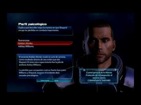 Mass Effect 3 Let's Play | Capitulo 1 | Comienza la guerra