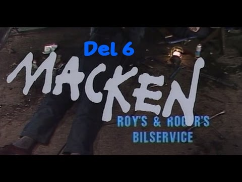 Macken, TV serien - del 6