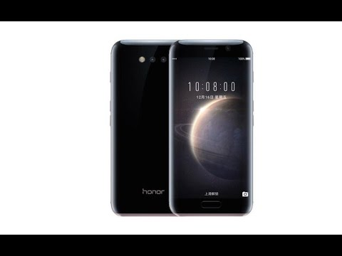 Huawei Honor Magic | First Look | HD