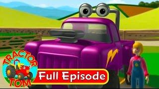 Tractor Tom - 45 Rev the Hero (full episode - English)