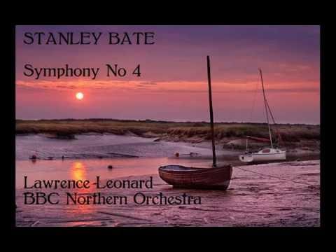 Stanley Bate: Symphony No 4 [Leonard-BBC Northern Orchestra] radio premiere