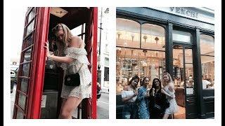 LONDON VLOGG DAG 1 - RESAN DIT & GLASS│ LOUISE JORGE