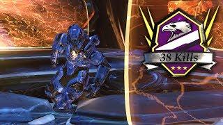Crazy Truth CTF (38 kills) - Champion Ranked Gameplay