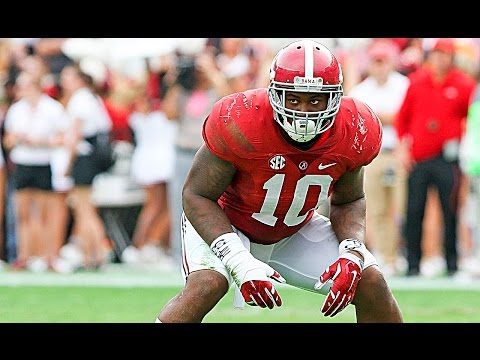 Ultimate Reuben Foster Highlights | HD