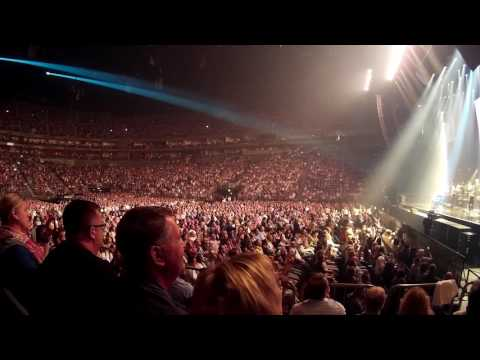 Phil Collins Live - Follow You, Follow Me // Lanxess Arena, Köln , 12.06.17r.