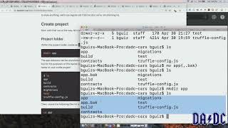 Setup and Scaffold - S01E02P03 - Web3 - DApps Dev Club