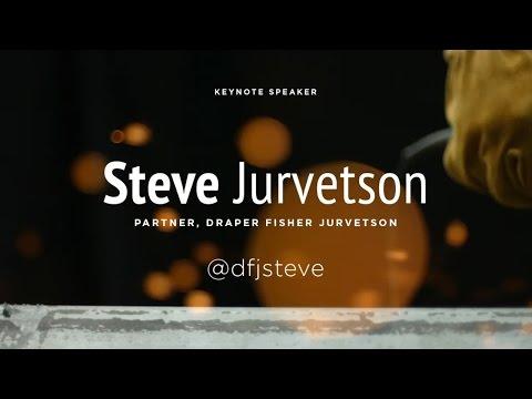 Steve Jurvetson - SPARK 2014 Keynote