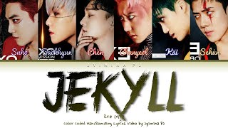 Download lagu EXO (엑소) - 'Jekyll (지킬)' Lyrics (Color Coded_Han_Rom_Eng)