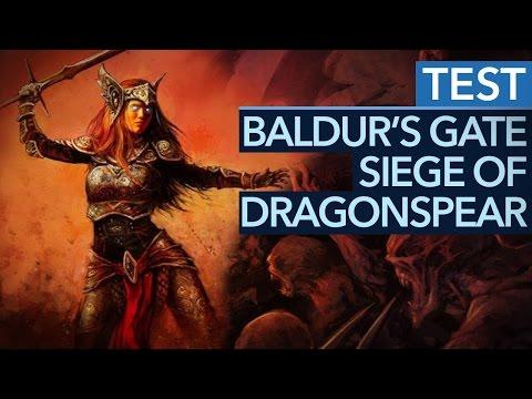 Baldur's Gate: Siege of Dragonspear - Test: Den Vorbildern nicht würdig