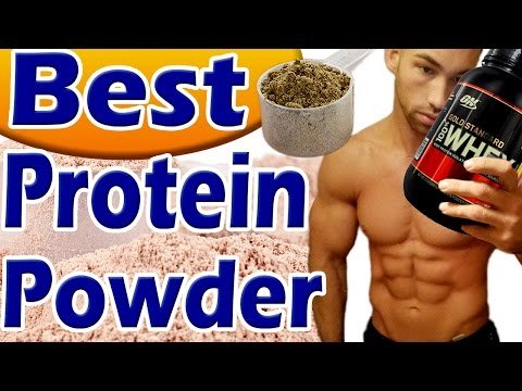 Best Protein Powder for WEIGHT LOSS & MUSCLE BUILDING | Shake to Build Muscle | Top Supplements 2017